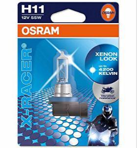 Osram X-Racer H11 motorkerékpár izzó 4200K