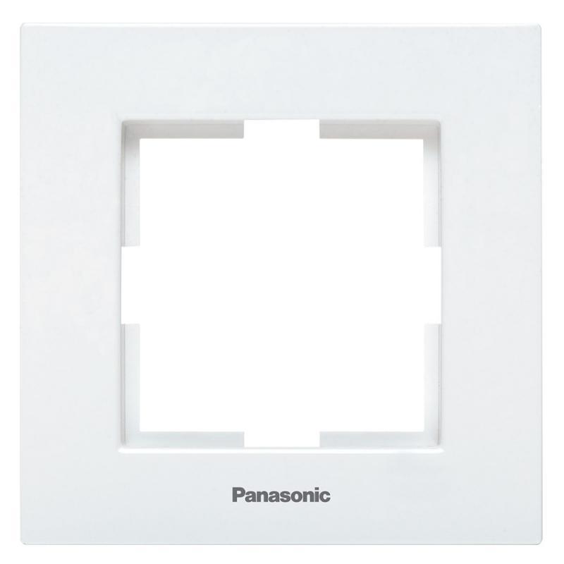Panasonic Karre Plus 1-es keret fehér