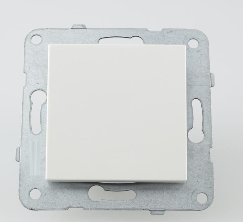 Panasonic Karre Plus egypólusú kapcsoló 101 fehér keret nélkül