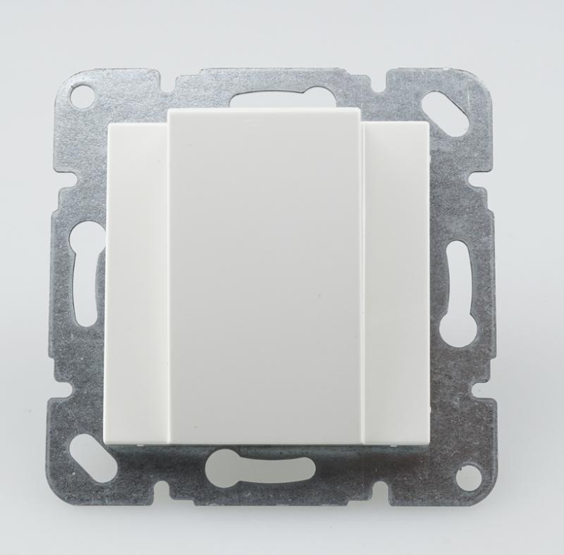 Panasonic Karre Plus kábelkivezető szerelvény fehér keret nélkül