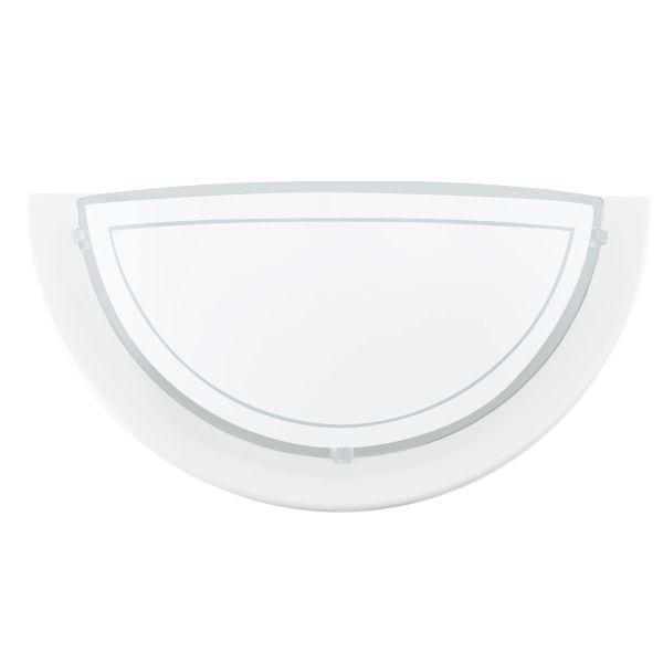 PLANET 1 Fali lámpa 1*60W fehér