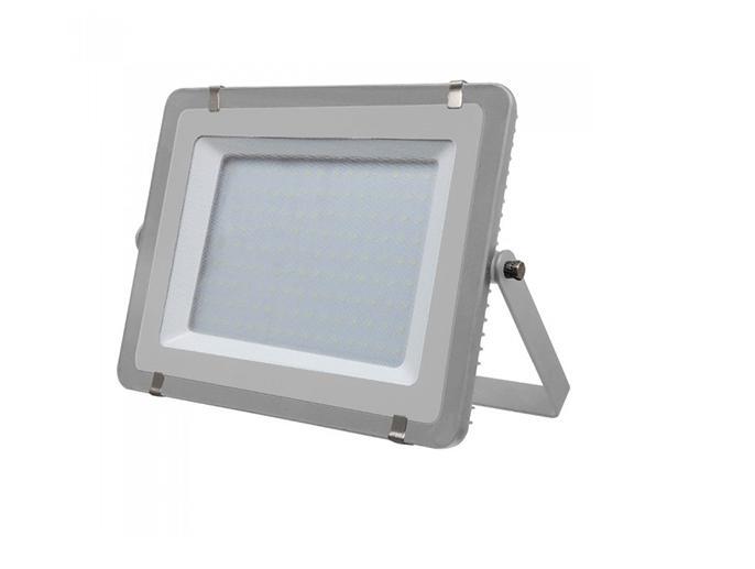 PRO LED reflektor (300 Watt/100°) Hideg fehér - szürke