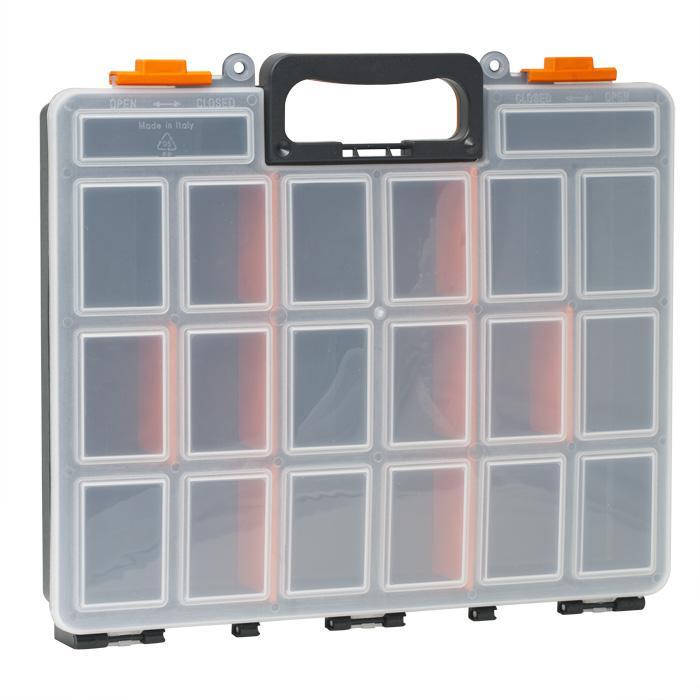 Professzionális rendszerező táska 380x330x60