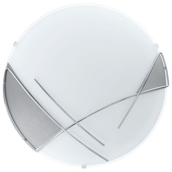 RAYA Menny.E27 1x60W króm/ezüst szín