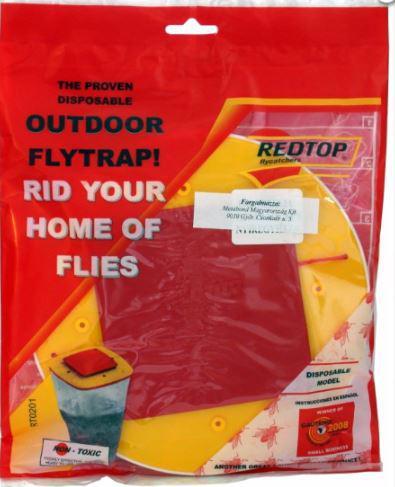 Redtop légyfogó rovarcsapda