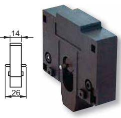 Reteszelő D9-32A-ig