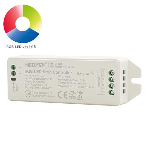 RGB vezérlő, csoport (zóna)vezérlő