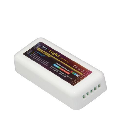 RGBW vezérlő, csoport (zóna)vezérlő