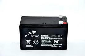 Ritar RT12180H 12V 18Ah High rate UPS zselés akkumulátor