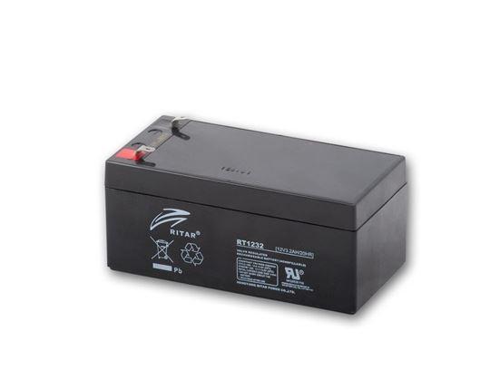 Ritar RT1232 12V 3,2Ah zselés akkumulátor