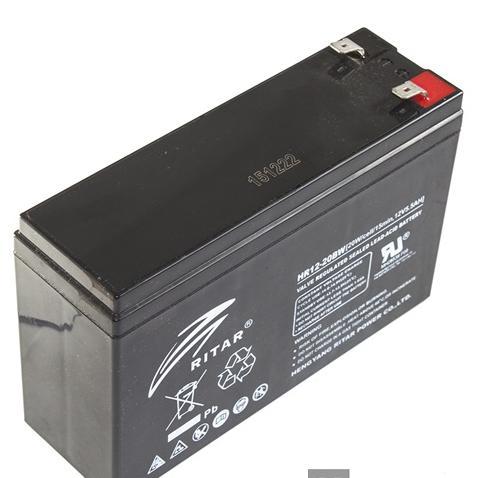 Ritar RT1250B 12V 5Ah High rate zselés akkumulátor