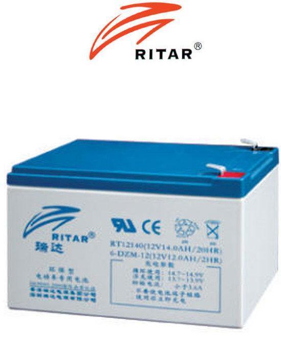 Ritar RT1290D ciklikus ólomzselés akkumulátor 12 V/9 Ah