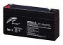 Ritar RT613 6V 1,3Ah zselés akkumulátor