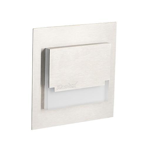 SABIK MINI oldalfali dekor LED lámpa 12V/0,8W hideg fehér