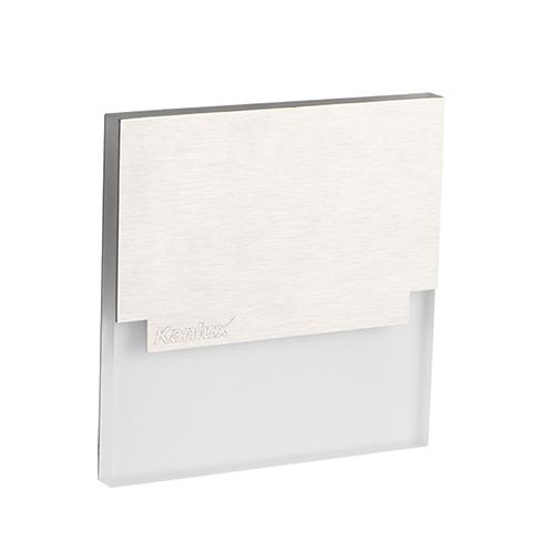 SABIK oldalfali dekor LED lámpa 12V/0,8W hideg fehér