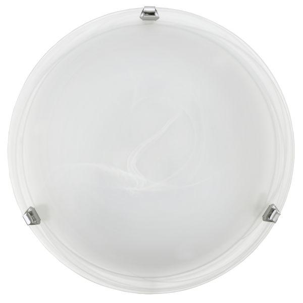 SALOME Mennyezeti E27 1x60W 30cm króm