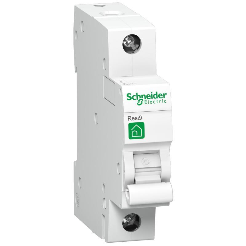 Schneider Resi9 kismegszakító 1P B 63A 4,5kA