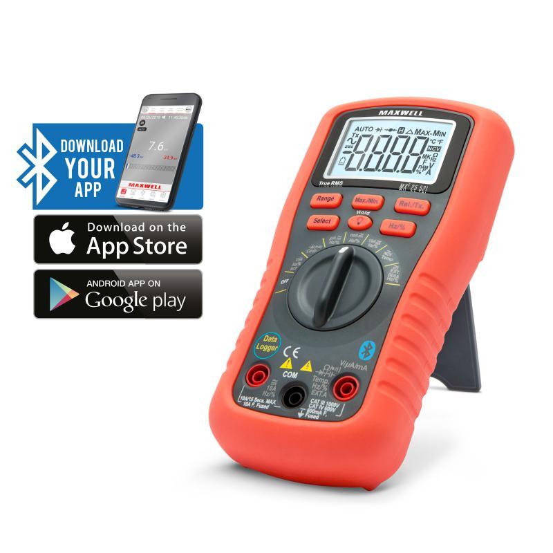 Smart digitális multiméter 25521