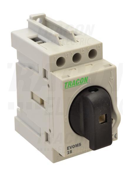 Sorolható lakatolható szakaszoló kapcsoló 100/3
