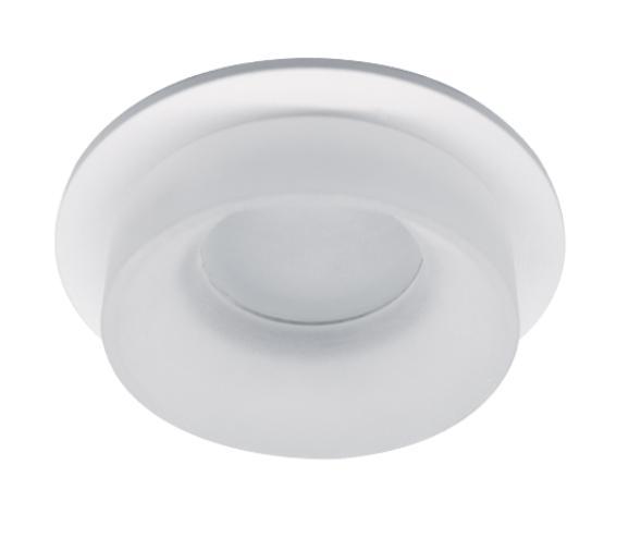 Spot lámpatest SA-045/1 kerek fehér/fehér