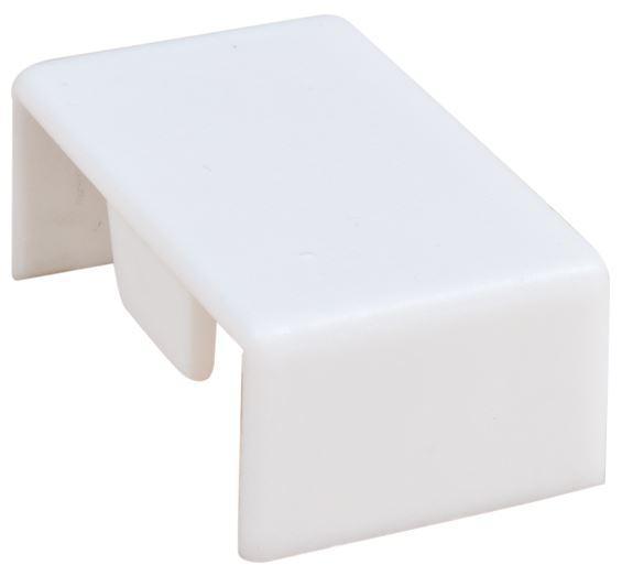 Szerelvényezhető műanyag kábelcsatorna 100x40 végzáró