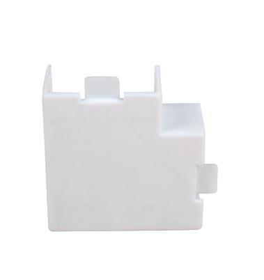 Szerelvényezhető műanyag kábelcsatorna 100x60 L elem