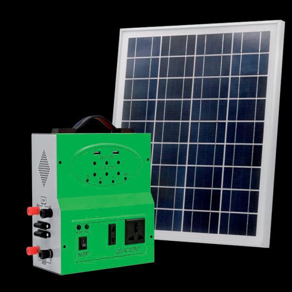 Sziget üzemű napelem rendszer 500W