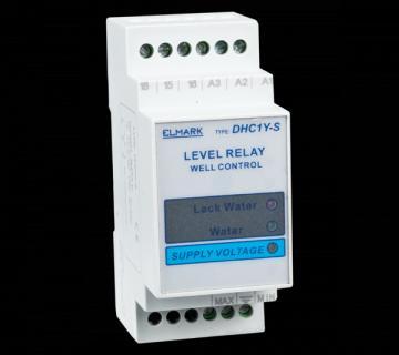 Szintérzékelő vezérlő DHC1Y-S
