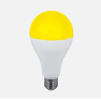 Szúnyogriasztó LED lámpa E-27 8W 3500K