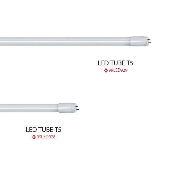T5 LED fénycső 55 cm 10 Watt természetes fehér