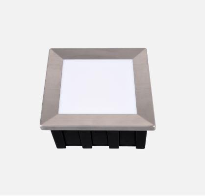 Talaj, járófelületbe süllyeszthető lámpatest 3,5W GRFLED0061