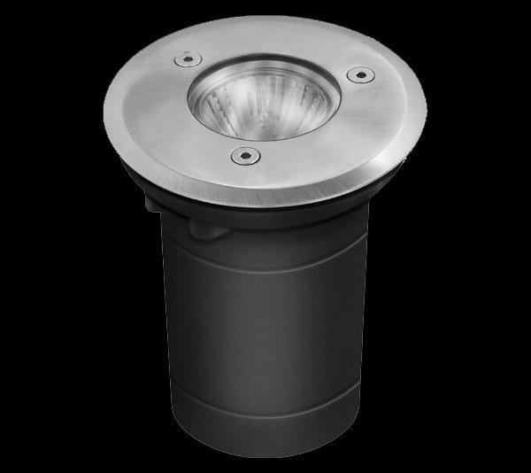 Talaj, járófelületbe süllyeszthető lámpatest GRF105