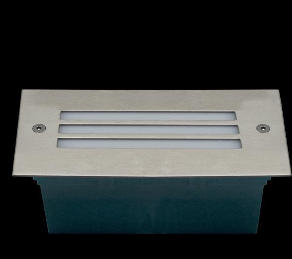 Talaj, járófelületbe süllyeszthető lámpatest GRFLED006
