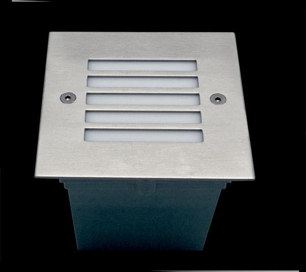 Talaj, járófelületbe süllyeszthető lámpatest GRFLED010