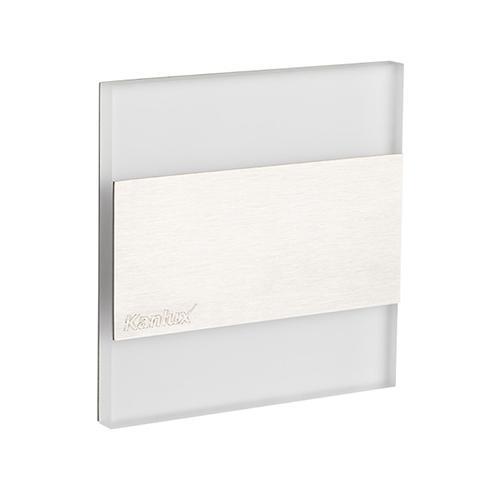 TERRA oldalfali dekor LED lámpa 12V/0,8W hideg fehér