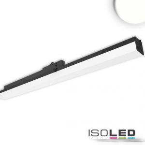 ISOLED 3 fázisú sínes lineáris lámpa, 20 W, semleges fehér, fekete