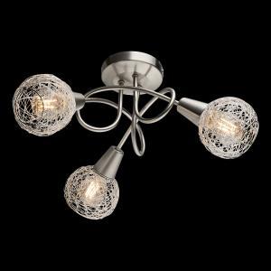 Julie mennyezeti lámpatest csavart 3xE14