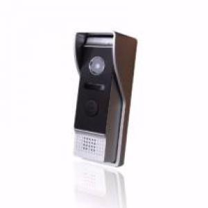 Kaputelefon szett video kültéri egység négy vezetékes