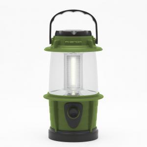 Kempinglámpa nagy fényerejű COB LED-del