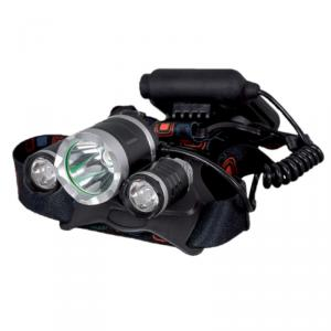 LED Fejlámpa elemes 1200Lm