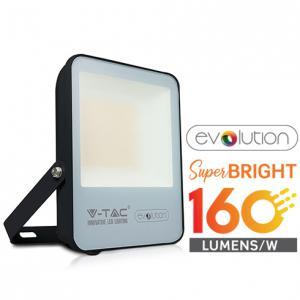 LED reflektor 100W/100° 160Lm/W hideg fehér