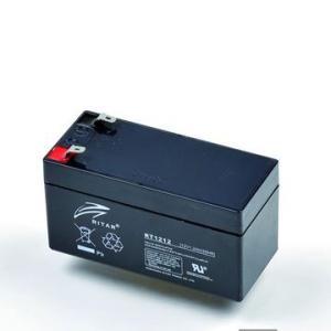 Ritar RT1213 12V 1,3Ah zselés akkumulátor