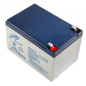 Ritar RT12140EV ciklikus ólomzselés akkumulátor 12 V/14 Ah (kerékpár akkumulátor)