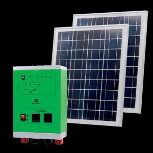 Sziget üzemű napelem rendszer 2000W