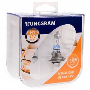 Tungsram Megalight Ultra  H7 +150%
