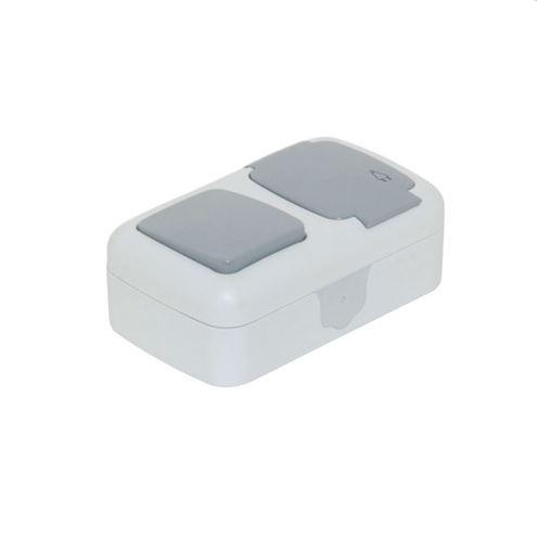 TP vízmentes nyomógom+ dugalj vízszintes