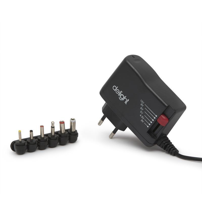 Univerzális adapter 3-12V 12W