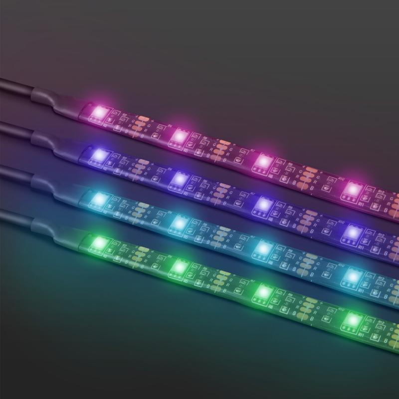 """USB-s RGB Led szalag szett TV háttérvilágítás - 24-38"""""""