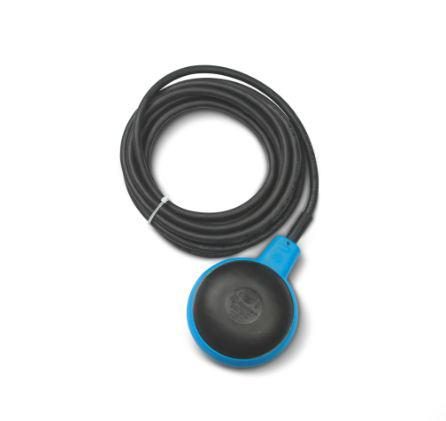 Úszókapcsoló 10m 3x1 PVC kábellel,ellensúllyal Finder