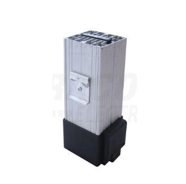 Ventilátoros elosztószekrény fűtőegység 400W sinre